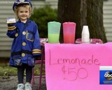 lemonade stand girl