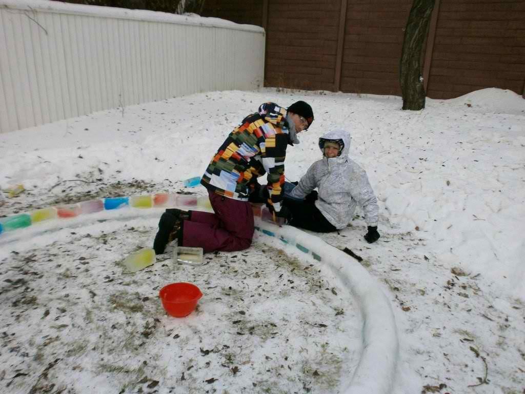 backyard igloo