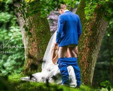 wedding photo sex act