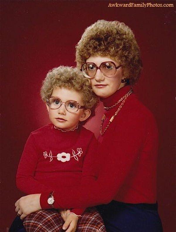 Weird family photos2 21jpg NewsLinQ