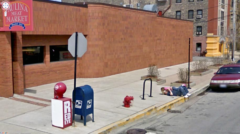 Funny Google Street View Photos 9 Newslinq