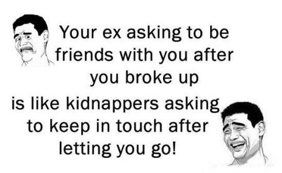 ex girlfriend memes that hit the nail on the head