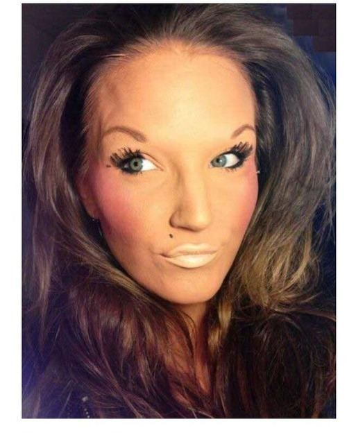Wtf Make Up Fails That You Won T Even Believe