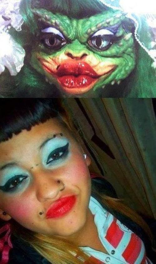 WTF make up fails