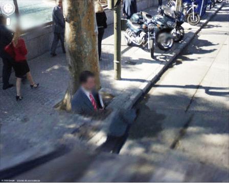 Google Street View Funny Newslinq