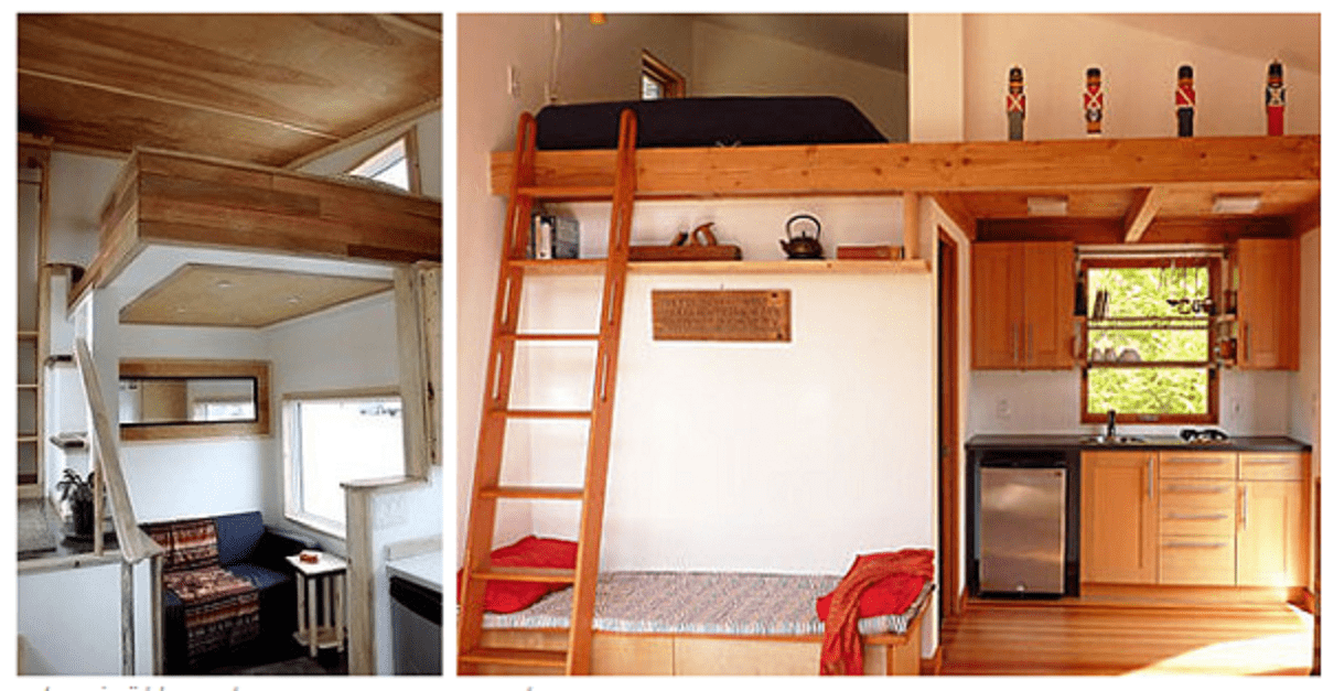 31 Tiny House Hacks That Can Help Maximize Your Space