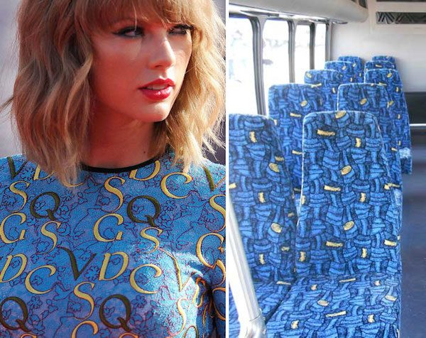 Taylor Swift and this bus