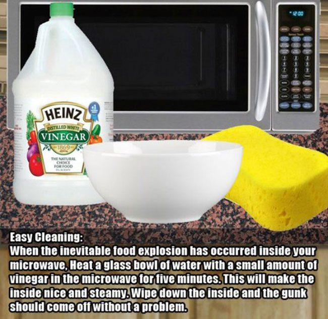 Cool Microwave Hacks Life Easier Cleaning Newslinq