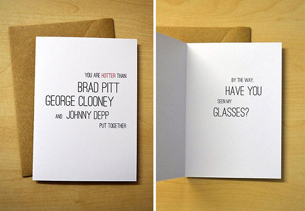 21 Unusual Valentines Cards For People With An Interesting – Original Valentines Cards