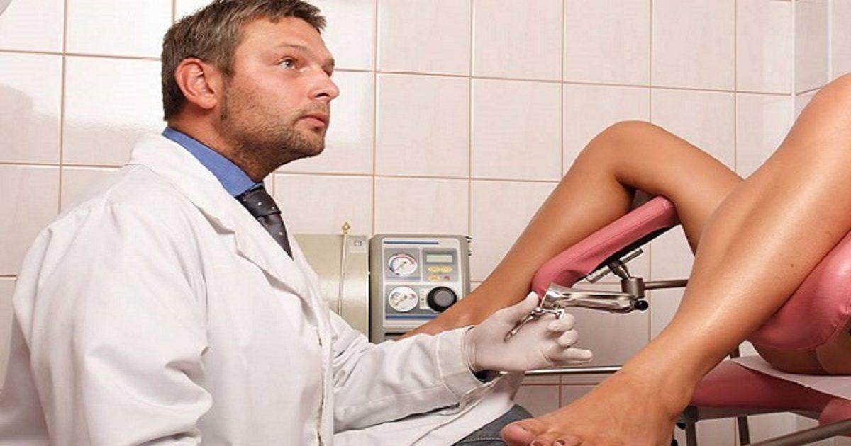 Эротическое видео доктор