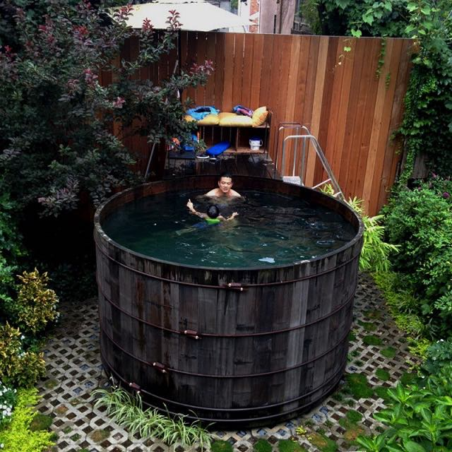 18 Alternative Pool Ideas That Probably Never Thought Of