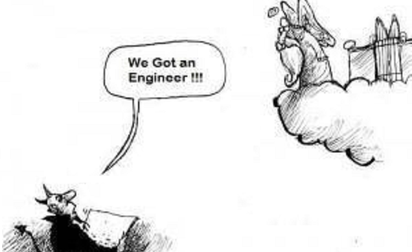 Engineer In Hell…