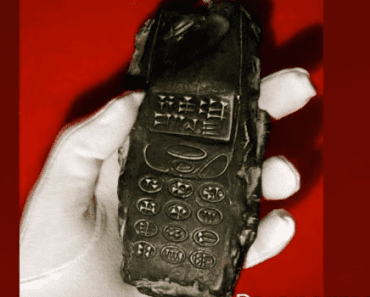 800-Year Old Mobile Phone