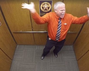 sheriff deputy dance video