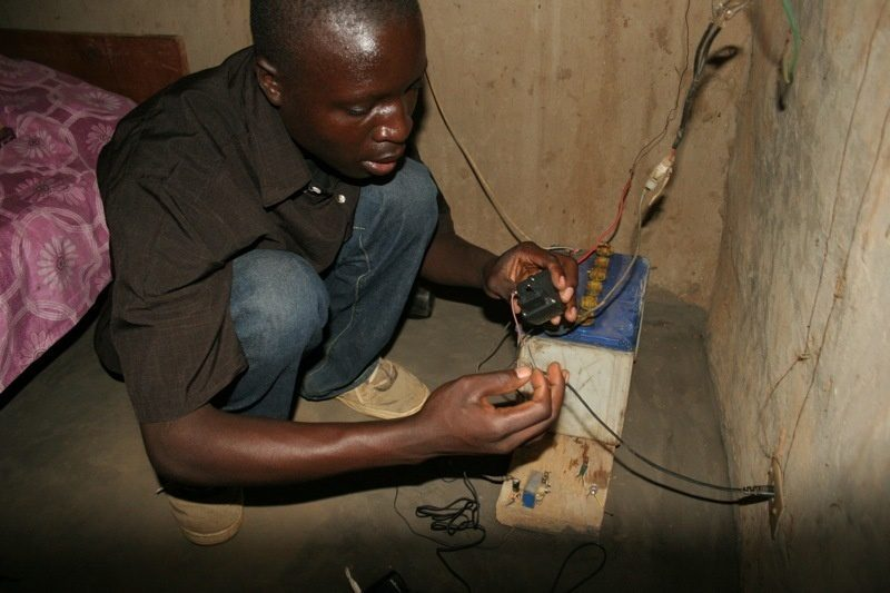 Image result for william kamkwamba taught himself how to
