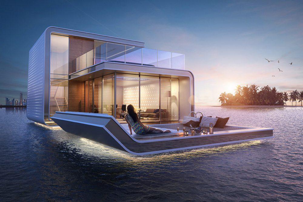 floating apartments in Dubai 3