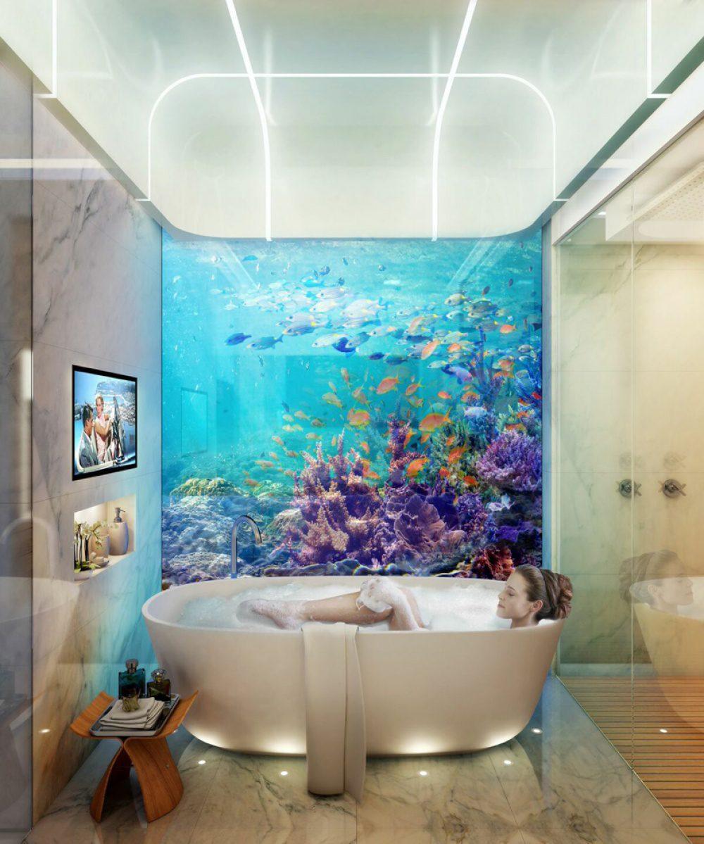floating apartments in Dubai 6