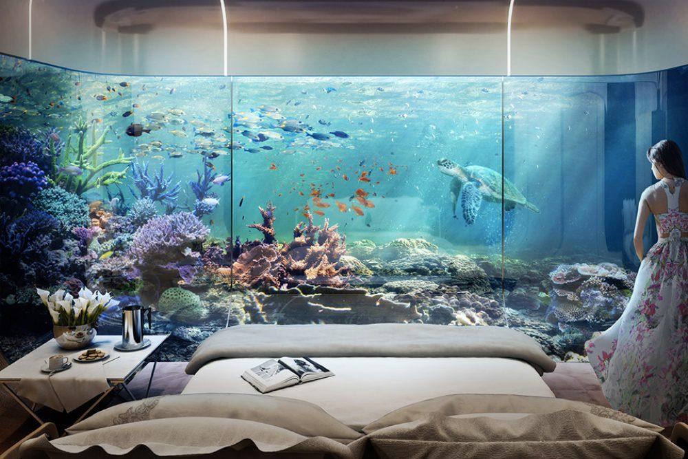 floating apartments in Dubai 7