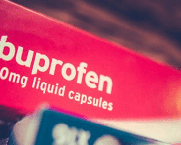 danger of ibuprofen