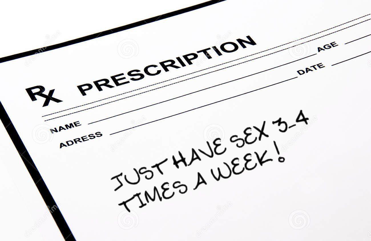 Should i take a pill to feel like having sex