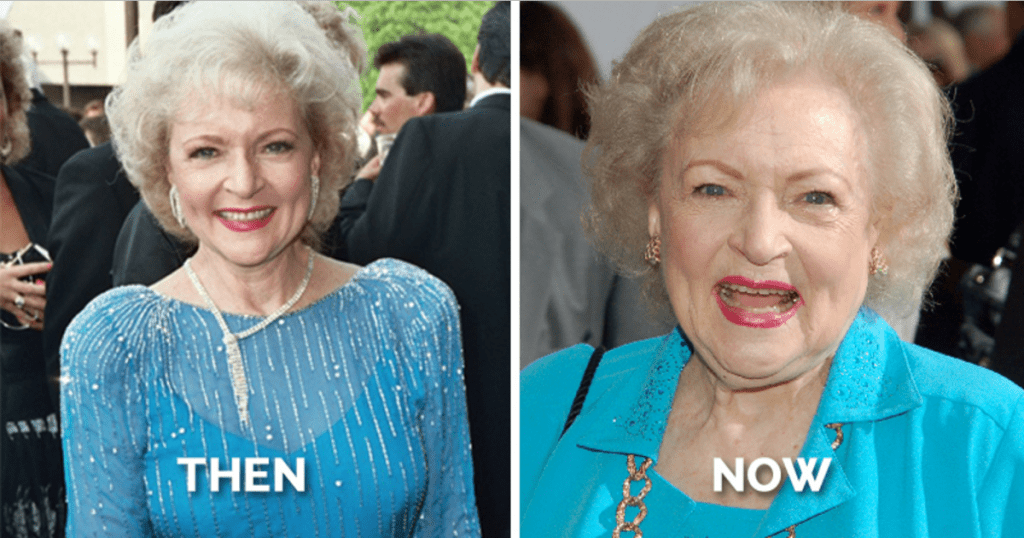 Betty White Reveals What Her Secret Is To Staying Young