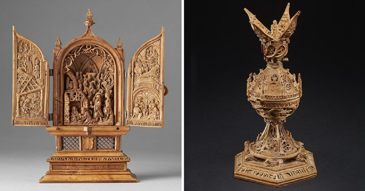Boxwood carvings newslinq