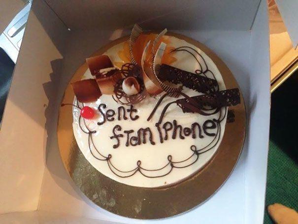 I Got A Cake Decorator Job