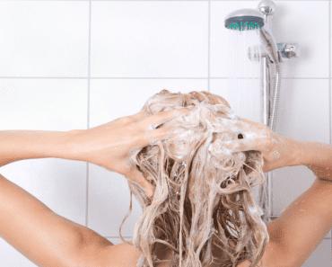 salt shampoo
