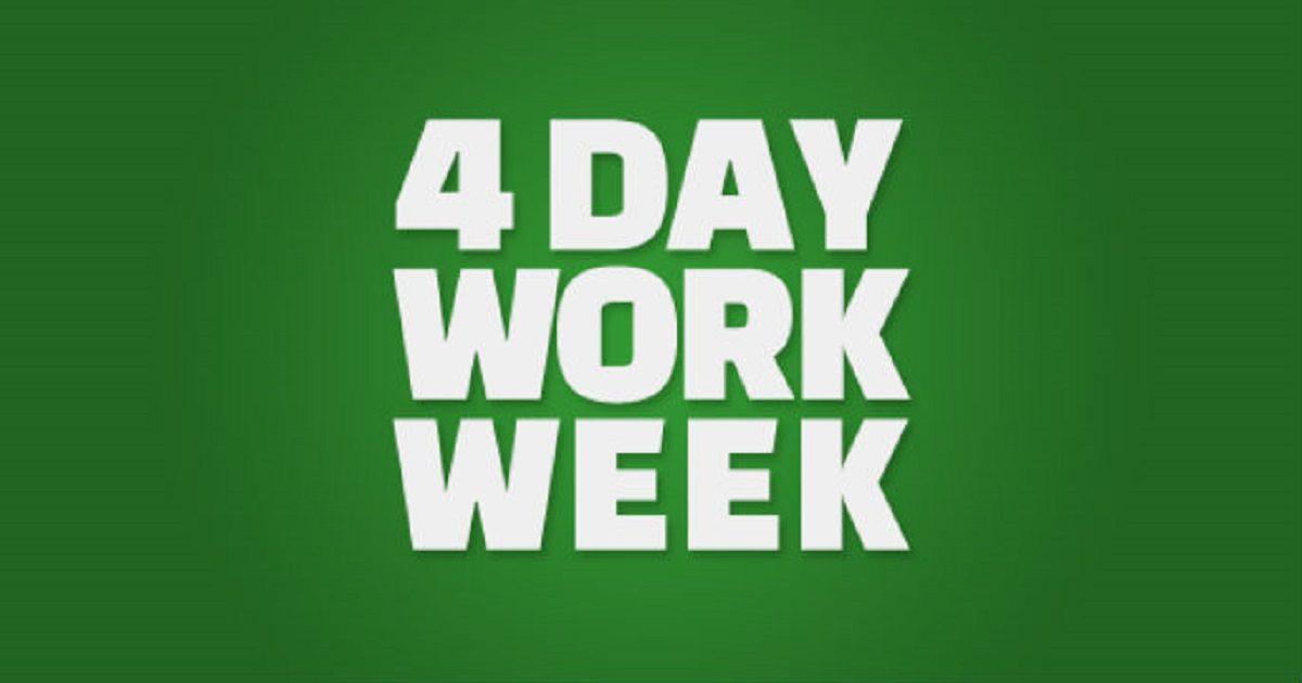 4 hours work week