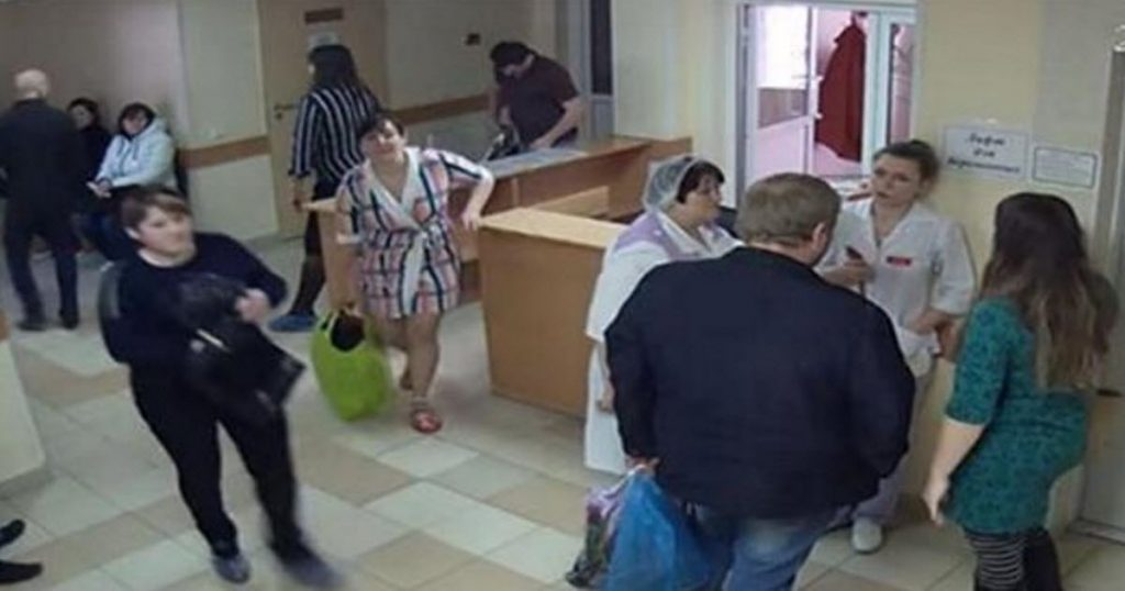 russian baby snatcher