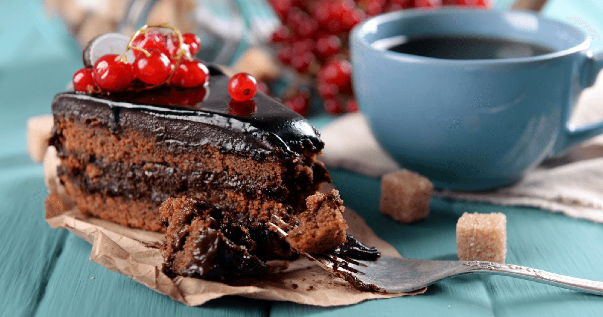 Science Confirms Eating Chocolate Cake For Breakfast Is