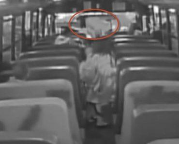 mom vs school bus driver