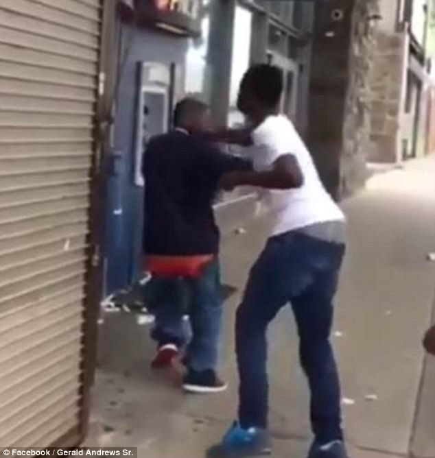sucker punched mentally challenged