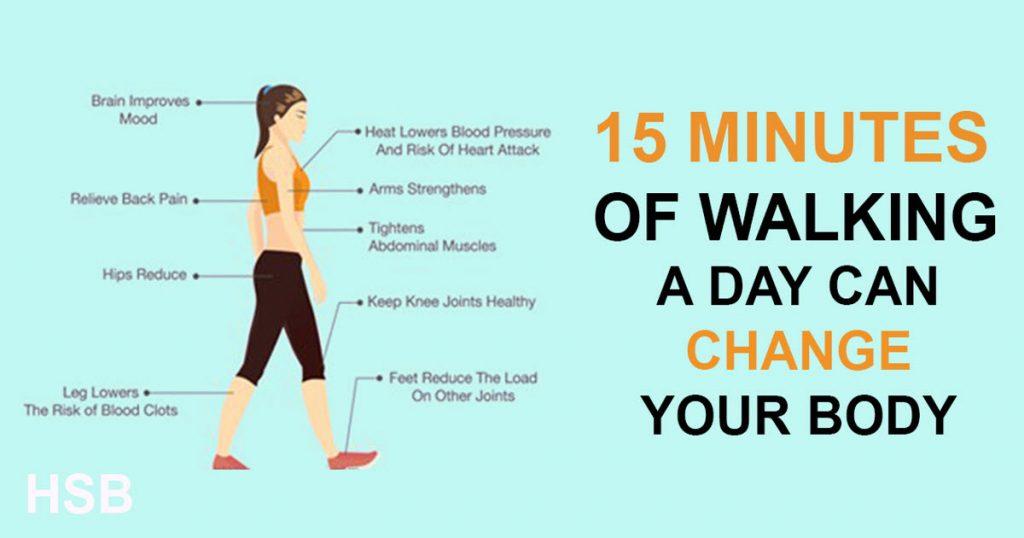 walking health benefits