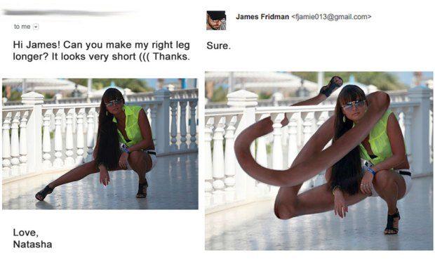 photoshop humor
