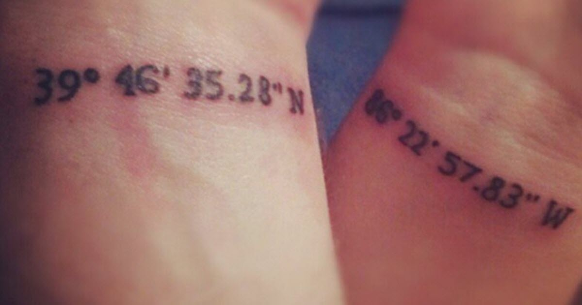 Love Really Is Forever With These Creative Couples Tattoos.
